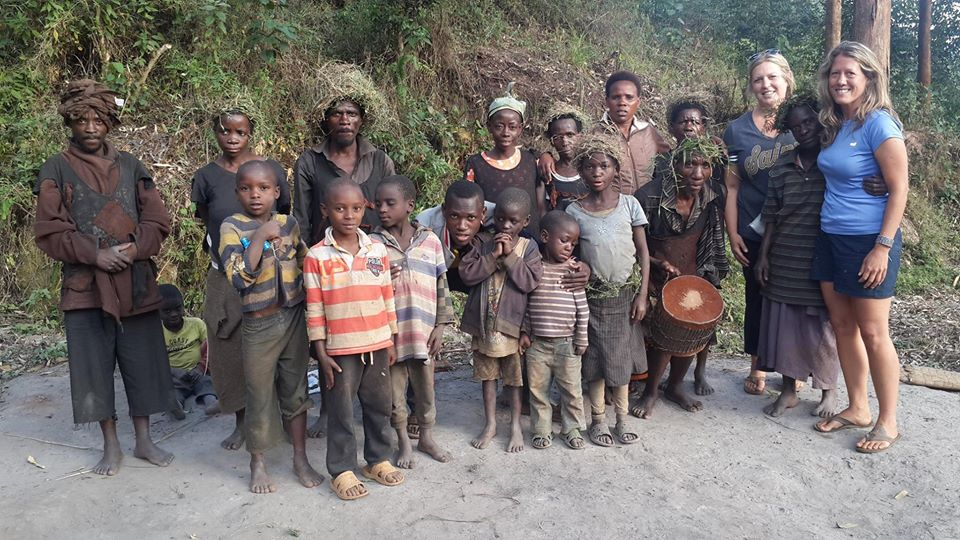 The Batwa People in Uganda
