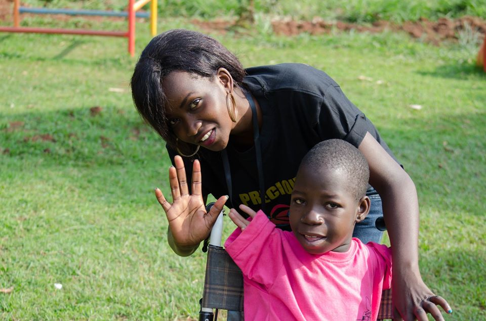 Disabled people in Uganda