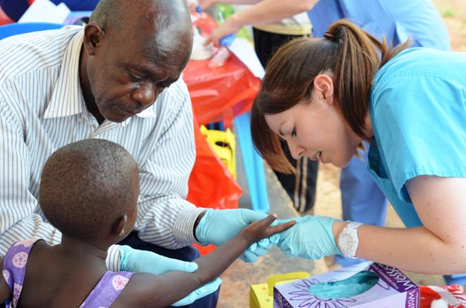 Best NGO in Uganda