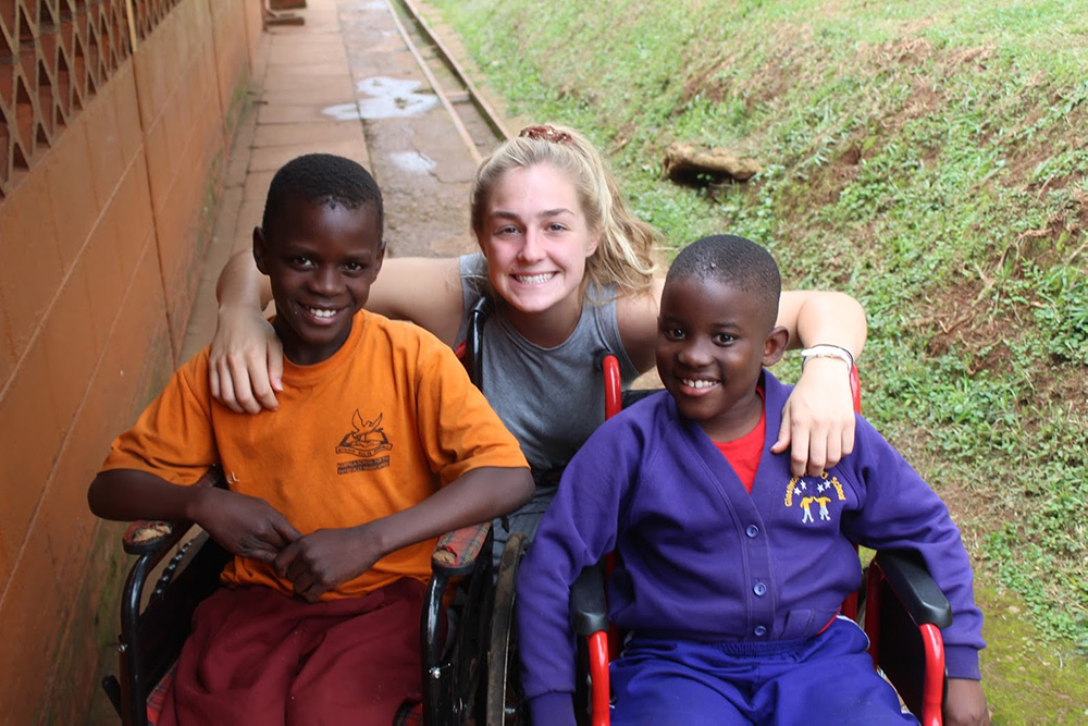 Volunteering opportunities in Uganda