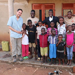Health volunteer programs in Uganda