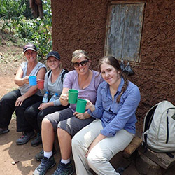 community development volunteer programs in Uganda