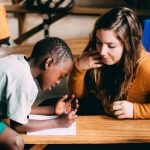 Education volunteer program in Uganda