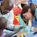 Health volunteer programs in Uganda